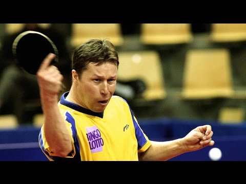 Jan Ove Waldner - The Master of Ball Placement [Part 2]