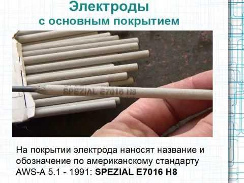 Обмазка для электродов