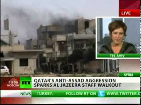 Al-Jazeera correspondents resign over biased coverage of Syria