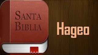 37 - Libro de Hageo - Biblia hablada.