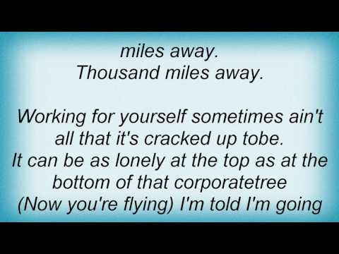 Hoodoo Gurus - 1000 Miles Away Lyrics