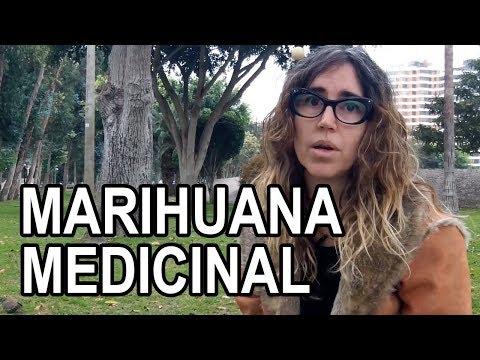 Francesca Brivio y la marihuana medicinal