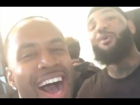 The Game Calls Nicki Minaj A Bitch And Tells How Meek Mill Snitched On Safaree