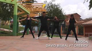 Perdón - David Bisbal Ft Greeicy | Coreografía (Dancing Fit Cusco)