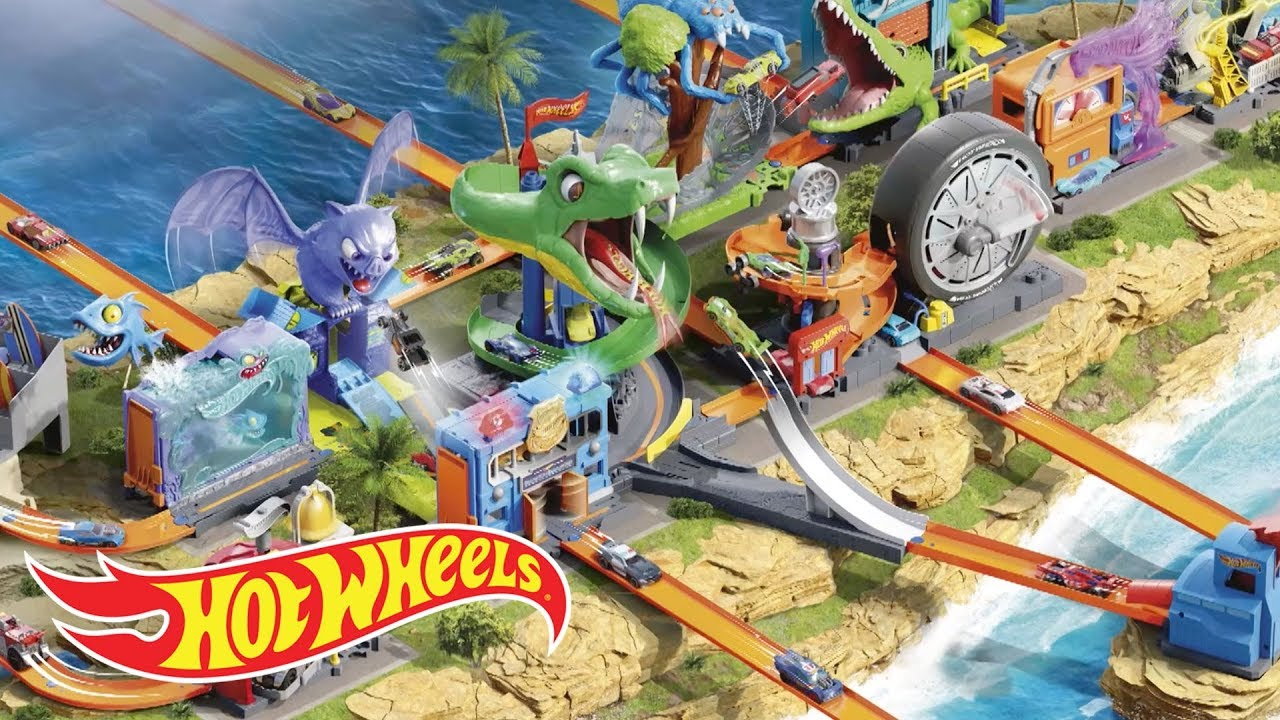 Conheca Hot Wheels City Hot Wheels Brasil Youtube