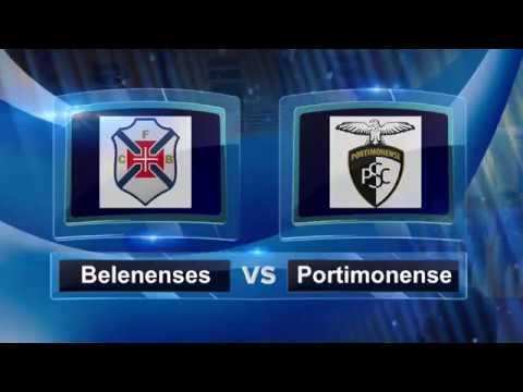 Belenenses 4-2 Portimonense (Futsal Sub15)