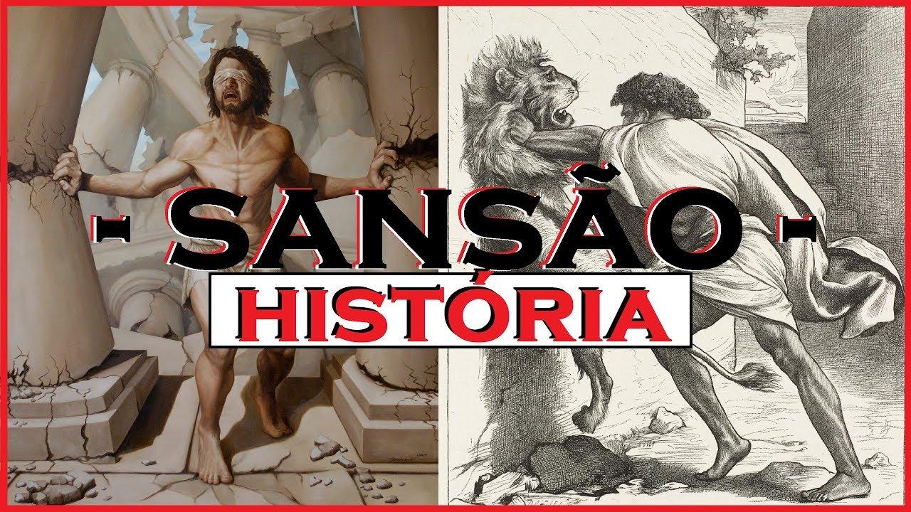 SANSÃO - A História Completa