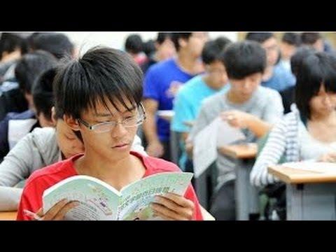 Les élèves de Shanghai - Les plus intelligents du monde / أذكى التلاميذ في العالم