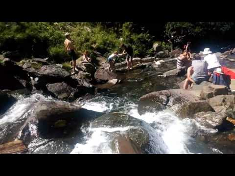 Bâlea Lake Waterfall -ROMANIA.2017 .august