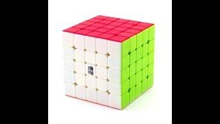Распаковка 5x5 QiYi MoFanfGe Qizheng