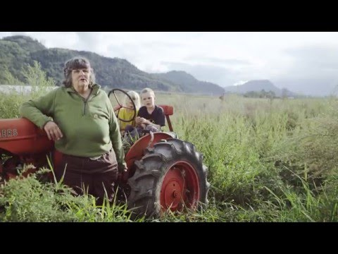 Wisdom From an Organic Legend: Mary Forstbauer