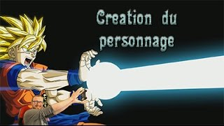 Let's play - Dragon Ball Xenoverse 2 - Chapitre 1 - Création du personnage