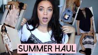 HUGE Summer Try On Haul!⎜Claudia Sulewski