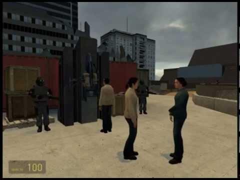 City 7 - Source Engine