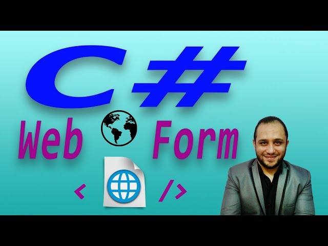 #352 C# CSS From ASP  NET Web Forms Part C SHARP برمجة تصميم CSS تعليم سي شارب