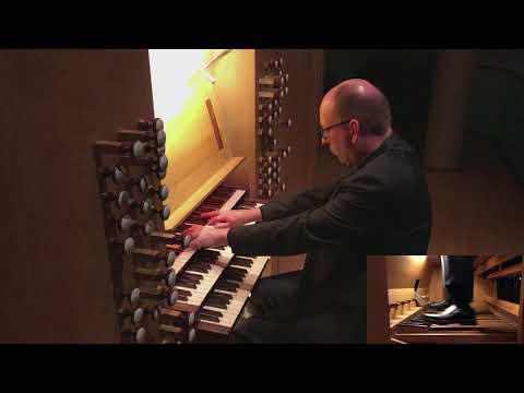 Wolfgang Bitter Orgel-Improvisation Liebfrauenkirche Hamm