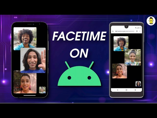 How to Use FaceTime With Android Users!