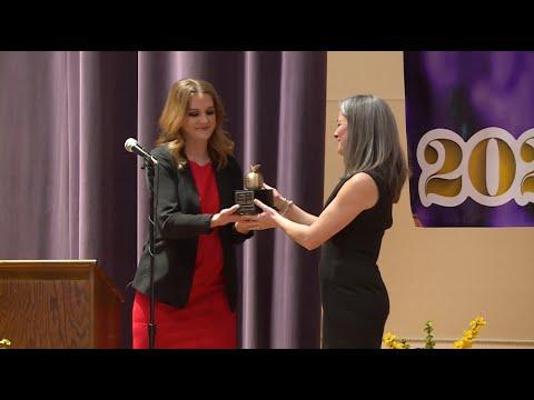 Louisville Male High School – Angela Page, ExCEL Award Winner