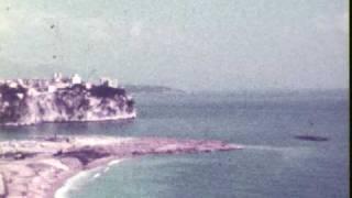 Construction de Fontvieille (Monaco)