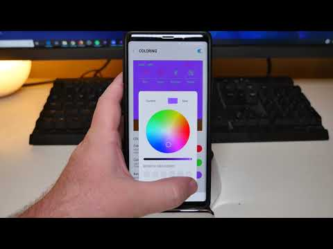 NOTE 9 Change Colors Of Quick Panel And Notification Panel | GOOD LOCK 2018