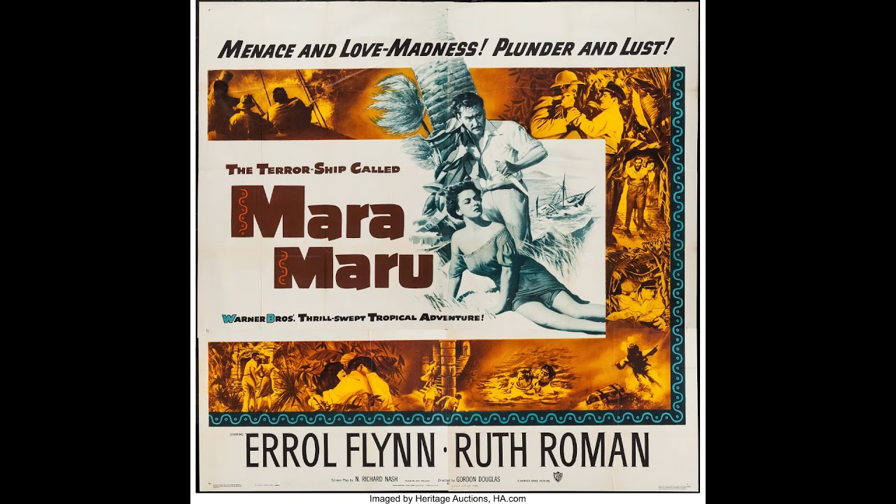 """Download """"Mara Maru"""" (1952). MAX STEINER"""