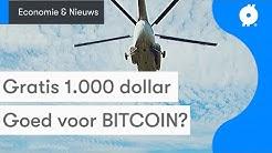TRUMP pompt DUIZEND MILJARD dollar in economie door corona, goed voor #bitcoin?