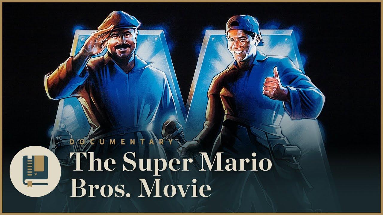 The Super Mario Bros Movie Gaming Historian