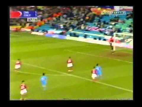 2002 (March 27) England 1-Italy 2 (Friendly).avi