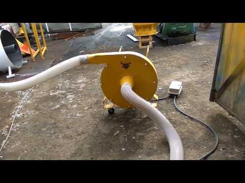"""Дробилка """"Шмель"""" 22 КВт, 6 тонн в час."""