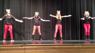 Repeat youtube video What Does the Fox Say? (Talent Show Edition)
