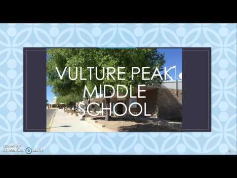 Vulture Peak Middle School Science Lab
