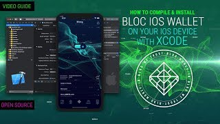 How to build the open source BLOC iOS Wallet app with Xcode