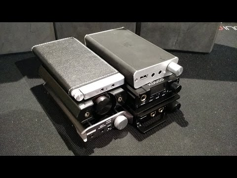 Z Review - Heavy Portable DAC/AMP Roundup