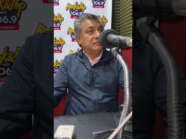 """Lucho"" Argañaraz - Concejal"
