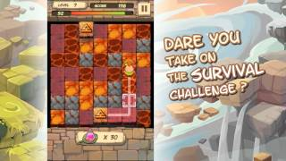 Caveboy Escape - Innovative Match-3 & Tile-Connect Puzzler by Appxplore
