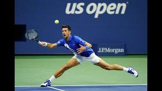 Novak Djokovic vs Jan-Lennard Struff | US Open 2020 Round 3