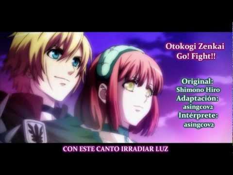 ☆【Otokogi Zenkai Go! Fight!!】(Syo Kuruso) Español Latino ☆