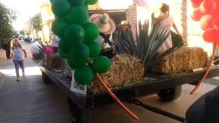 Desfile del 20 de Noviembre 2017 en Santa Rita Jalisco