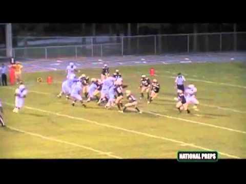 Demetrius Burk Senior Highlights