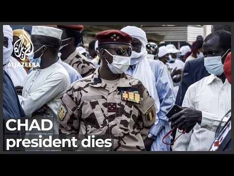Chad President Idriss Deby dies visiting front-line troops: Army