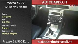 VOLVO XC 70 2.4 D5 AWD Kinetic