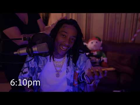 Wiz Khalifa - DayToday S10 Ep6 - Cookies Christmas