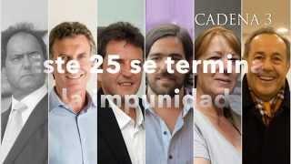 Elecciones 25 de Octubre 2015 - Argentina