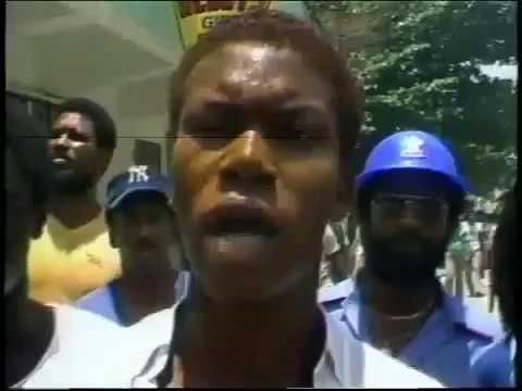 The 1986 Riot of St  Martin F W I  mp4