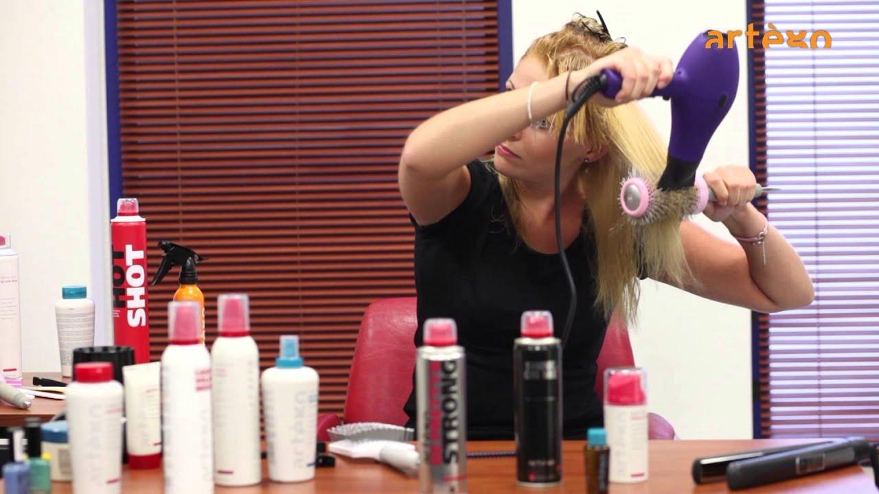 Stylizacja włosów w każdym wieku 20 - 25 lat cz. 1