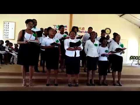 Ehangano 432  pslm 23 Choir okahandja