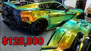 I spent $40,000 on my corvette! Worth it?