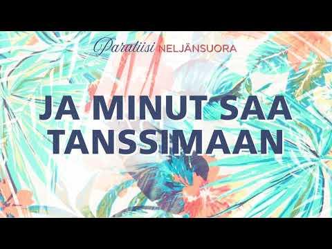 Neljänsuora - Paratiisi (Lyric video)