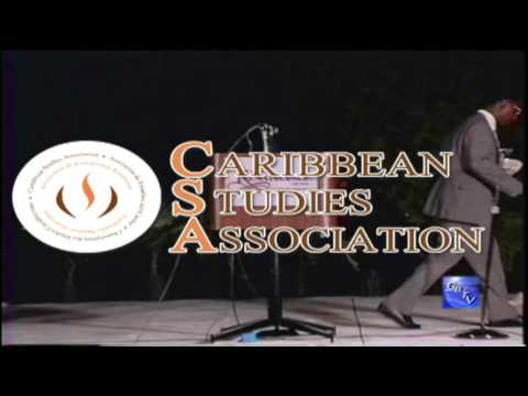 "G.B.T.V. CultureShare ARCHIVES 1992: CARIBBEAN STUDIES ASSOC.  ""Arrival/Opening "" Seg#1of  (HD)"
