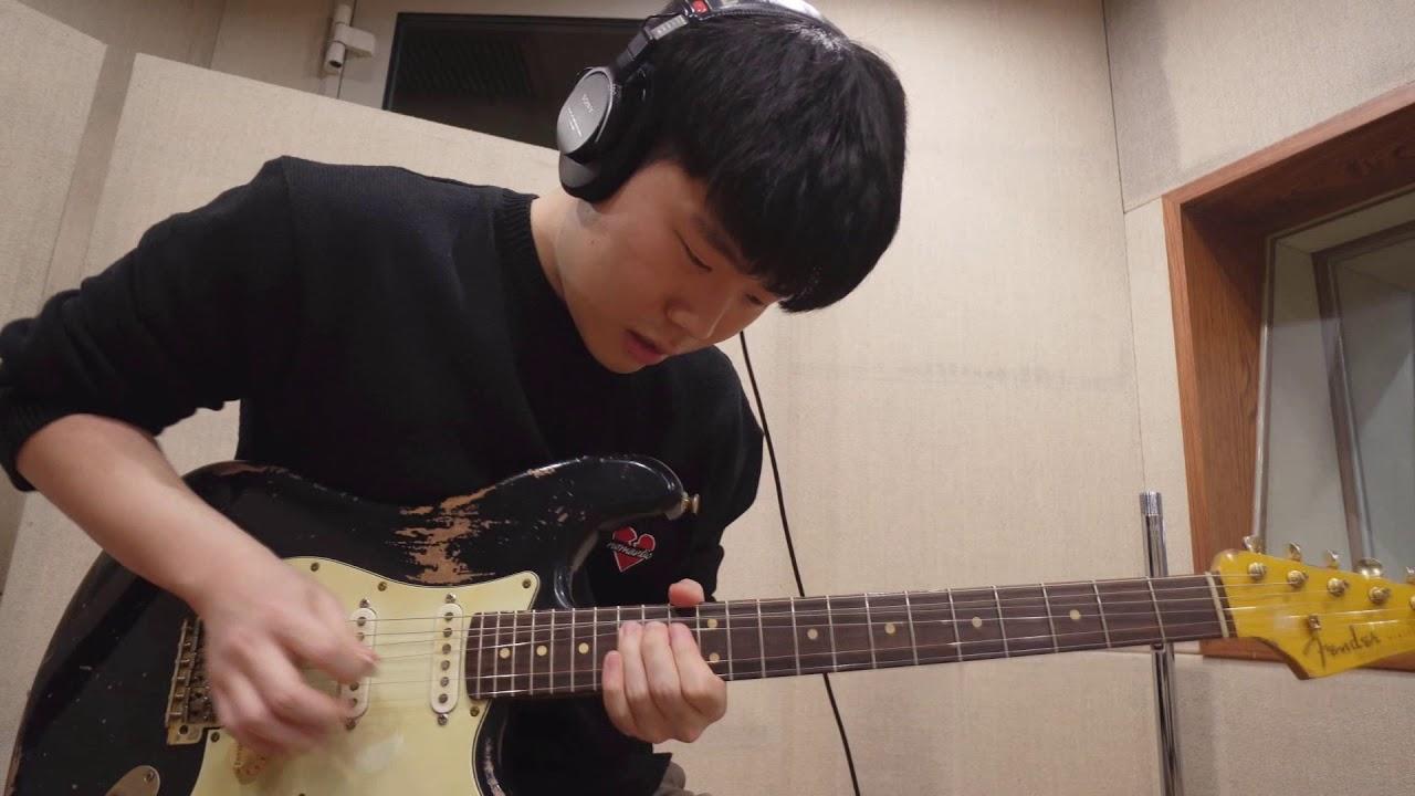 [SJA실용음악학원] 2020년도 여주대학교 실용음악과, M.I. 기타 전공 동시합격한 박태용 학생 입시곡 영상(Cosmosquad : Three A.M )